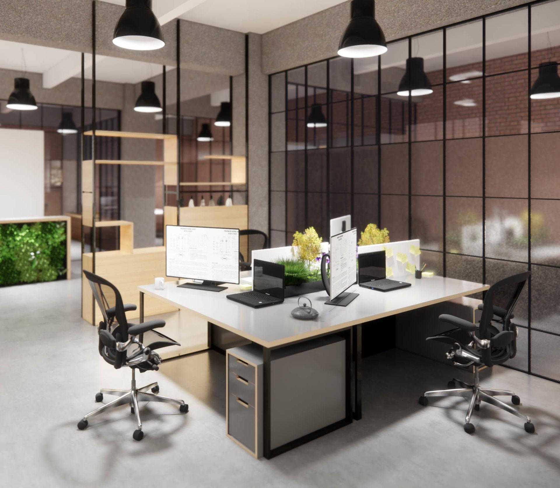Office, návrh kanceláře, instore design, design interiéru, industrial design